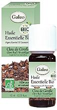 Парфюмерия и Козметика Органично етерично масло от карамфил - Galeo Organic Essential Oil Clove