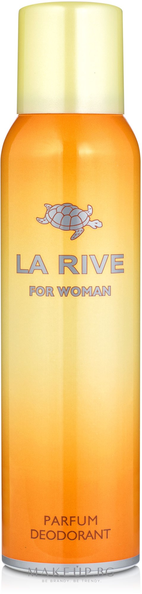 Дезодорант за жени - La Rive Woman  — снимка 150 ml