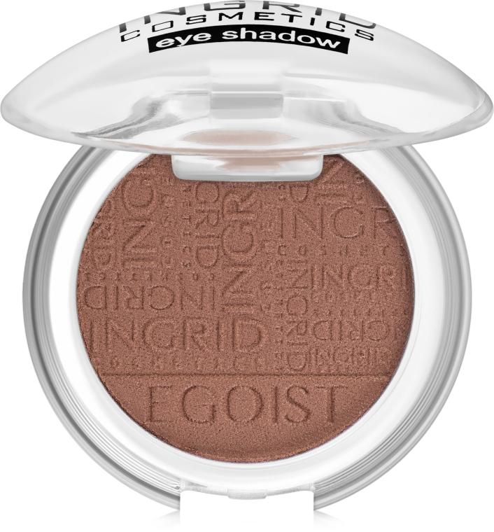 Сенки - Ingrid Cosmetics Egoist Eye Shadows — снимка N1