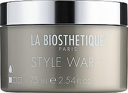 Парфюмерия и Козметика Восък за коса с блясък - La Biosthetique Style Warp