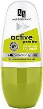 Парфюмерия и Козметика Дезодорант против изпотяване - AA Deo Anti-Perspirant Green Tea 24H