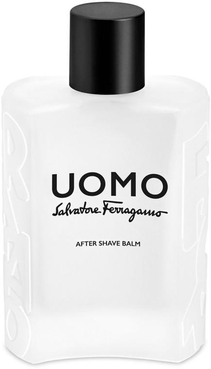 Salvatore Ferragamo Uomo - Балсам след бръснене — снимка N1