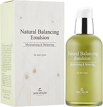 Парфюмерия и Козметика Балансираща есенция за лице - The Skin House Natural Balancing Emulsion