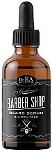 Парфюмерия и Козметика Серум за брада - Dr. EA Barber ShopBeard Serum