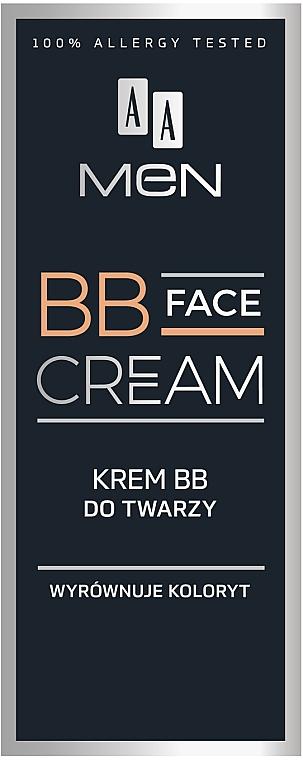 BB-крем за мъже - AA Men BB Face Cream