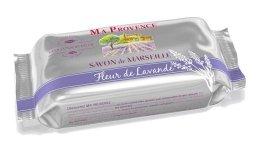 "Парфюми, Парфюмерия, козметика Марсилски сапун ""Лавандула"" - Ma Provence Marseille Soap Lavande"