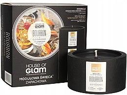 Парфюми, Парфюмерия, козметика Ароматна свещ - House of Glam Bourbon Old Fashioned Candle