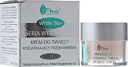 Парфюми, Парфюмерия, козметика Активен избелващ крем за лице SPF 15 - Ava Laboratorium White Skin Brightening Face Cream