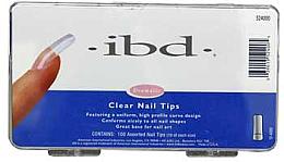 Парфюми, Парфюмерия, козметика Връхчета за нокти, прозрачни - IBD Clear Nail Tips