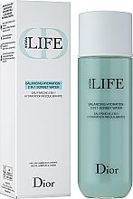 Парфюмерия и Козметика Хидратиращ лосион-сорбе за лице 2-в-1 - Dior Hydra Life Balancing Hydration 2-in-1 Sorbet Water