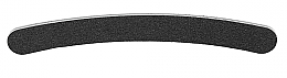 Парфюмерия и Козметика Пиличка за нокти, черна, 180/240 - Tools For Beauty Nail File Banana Black