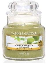 """Парфюми, Парфюмерия, козметика Ароматна свещ """"Кубинско Мохито"""" - Yankee Candle Cuban Mojito"""