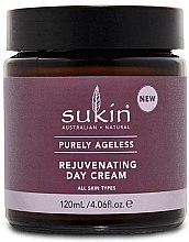 Парфюмерия и Козметика Подмладяващ дневен крем за лице - Sukin Purely Ageless Rejuvenating Day Cream