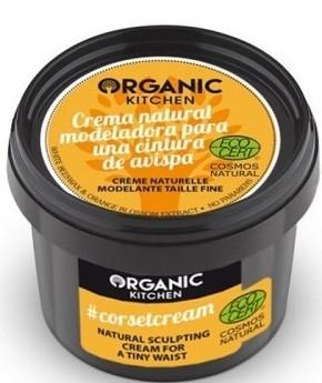 """Моделиращ крем за талия """"Крем-корсет"""" - Organic Shop Organic Kitchen Corsetcream"""