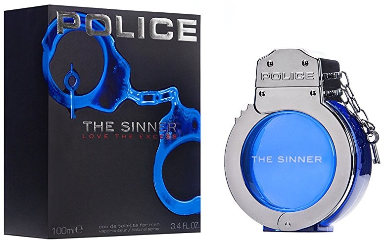 Police The Sinner Love The Excess Man - Тоалетна вода