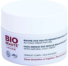 Парфюми, Парфюмерия, козметика Балсам за лице и тяло - Nuxe Bio Beaute High Nutrition SOS Rescue Balm