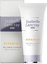 Парфюми, Парфюмерия, козметика Крем за лице - Isabelle Lancray Vitamina Fruity Creamy Gel