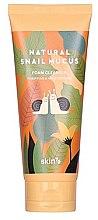 Парфюмерия и Козметика Почистваща пяна за лице със секрет от охлюв - Skin79 Natural Snail Mucus Foam Cleanser