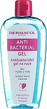 Парфюмерия и Козметика Антибактериален гел за ръце - Dermacol Anti Bacterial Hand Gel