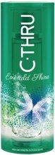 Парфюми, Парфюмерия, козметика C-Thru Emerald Shine - Тоалетна вода