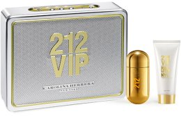 Парфюми, Парфюмерия, козметика Carolina Herrera 212 VIP - Комплект