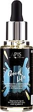 Парфюмерия и Козметика Регенериращо масло за кожички и нокти с витамин Е - Apis Good Life Regenerating Olive Oil