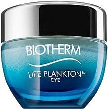 Парфюмерия и Козметика Възстановяващ околоочен крем - Biotherm Life Plankton Eye