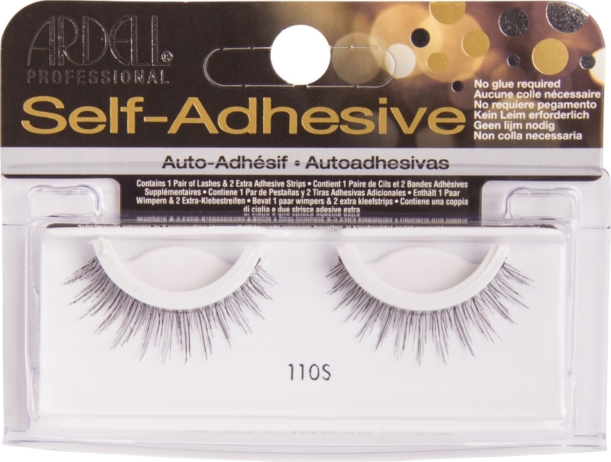 Изкуствени мигли - Ardell Self-Adhesive Lashes 110S — снимка N1