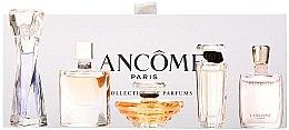 Парфюми, Парфюмерия, козметика Lancome Miniature Perfume Collection - Комплект (edp/5ml + edp/4ml + edp/7.5ml + edp/5ml + edp/5ml)