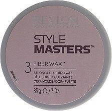 Парфюмерия и Козметика Вакса за коса със силна фиксация - Revlon Style Masters Fibre Wax 3 Strong Scultping Wax