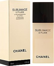 Парфюмерия и Козметика Регенериращ флуид - Chanel Sublimage Le Fluide Ultimate Skin Regenerating