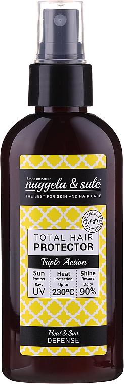Защитен спрей за коса - Nuggela & Sule Total Hair Protector