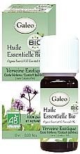 Парфюмерия и Козметика Органично етерично масло от ексзотична върбинка - Galeo Organic Essential Oil Exotic Verbena