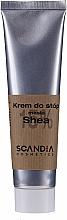 Парфюмерия и Козметика Крем за крака с масло от шеа - Scandia Cosmetics Foot Cream 15% Shea Butter