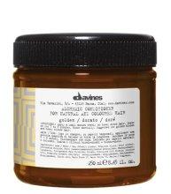 Парфюмерия и Козметика Балсам за естествена и боядисана коса (златно) - Davines Alchemic Conditioner