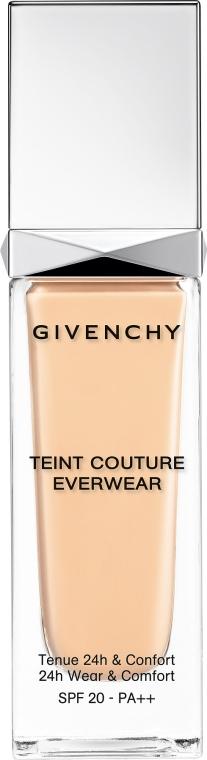 Фон дьо тен - Givenchy Teint Couture Everwear SPF20/PA++ — снимка N1