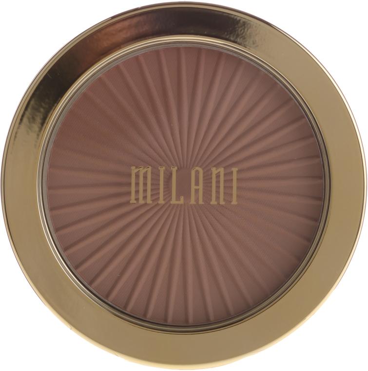 Бронзант за лице - Milani Silky Matte Bronzing Powder
