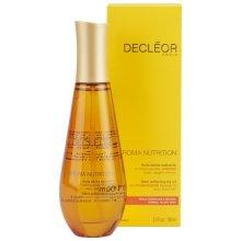 Парфюми, Парфюмерия, козметика Сухо масло за лице, тяло и коса - Decleor Aroma Nutrition Satin Softening Dry Oil