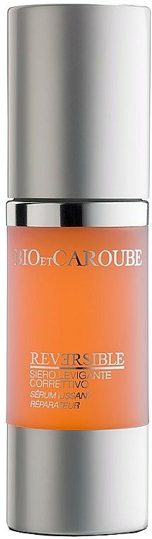 Коригиращ изглаждащ серум за лице - Bio et Caroube Reversible Corrective Smoothing Serum — снимка N1