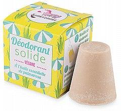 Парфюми, Парфюмерия, козметика Твърд дезодорант за тяло - Lamazuna Solid Deodorant With Palmarosa