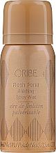 Парфюмерия и Козметика Спрей-восък за оформяне на къдрава коса - Oribe Flash Form Finishing Spray Wax