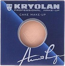 Парфюми, Парфюмерия, козметика Компактна пудра за лице - Kryolan Cake Make-up