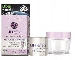 Парфюми, Парфюмерия, козметика Лифтинг крем за лице - Floslek Lift Effect Eco Cream ( jar + removable refill)