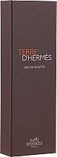 Парфюмерия и Козметика Hermes Terre dHermes - Тоалетна вода ( мини )