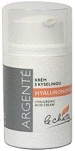 Парфюмерия и Козметика Овлажняващ крем с хиалуронова киселина - Le Chaton Argente Moisturizer With Hyaluronic Acid