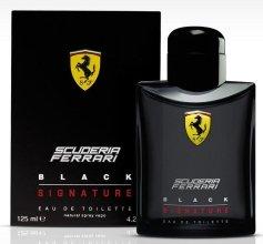 Парфюми, Парфюмерия, козметика Ferrari Scuderia Ferrari Black - Тоалетна вода ( мини )