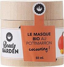 Парфюмерия и Козметика Маска за лице с тиква - Beauty Garden Pumpkin Face Mask