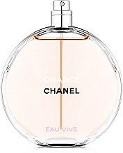 Chanel Chance Eau Vive - Тоалетна вода (тестер без капачка)  — снимка N1