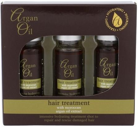 Масло за възстановяване на косата - Xpel Marketing Ltd Argan Oil Hair Treatment Shot