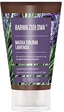 Парфюмерия и Козметика Билкова маска за коса с лавандула - Barwa Lawender Herb Mask